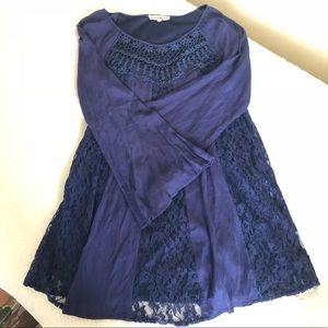 Alter'd State Lace Boho Dress